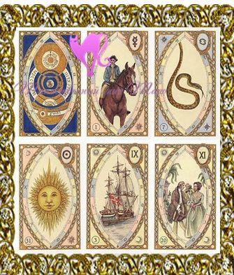 астрологическое ленорман