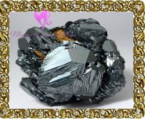 камни талисманы гематит