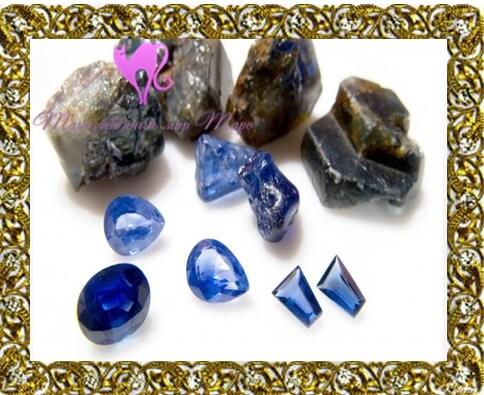 камни талисманы сапфир
