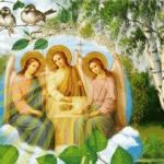 Троица ,как правильно праздновать .Обычаи ,заговоры ,обряды ,приметы и традиции